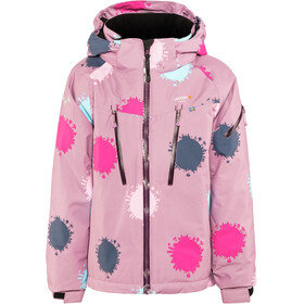 Isbjörn Helicopter Winter Jacket Barn dustypink globe